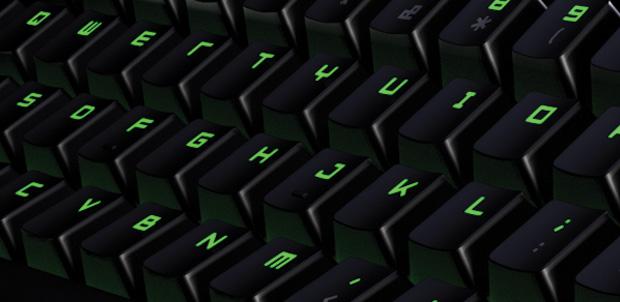 Razer cambia el juego con teclas mecánicas