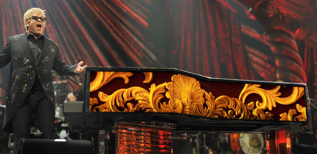 The million dollar piano sólo en Cinépolis