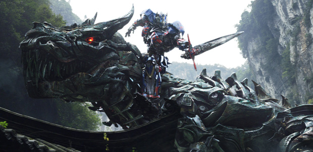 Trailer de Transformers: Age of Extinction
