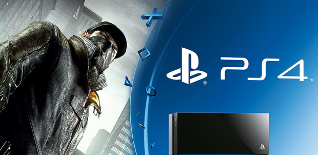 Watch dogs-PS4-bundle