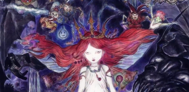 El arte de Yoshitaka Amano en Child of Light