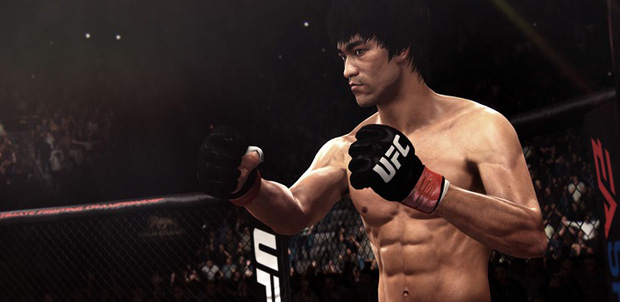 Bruce Lee el nuevo invitado de EA Sports UFC