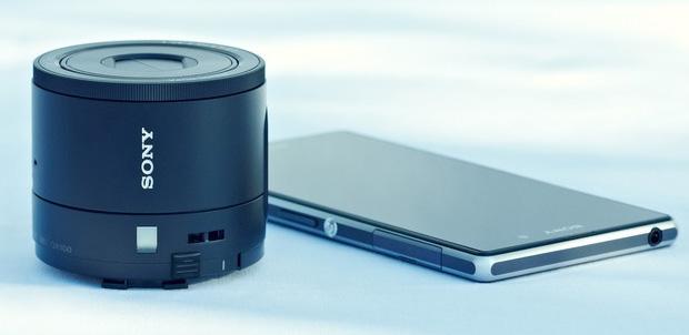 La nueva generación de Sony DSC-QX en México