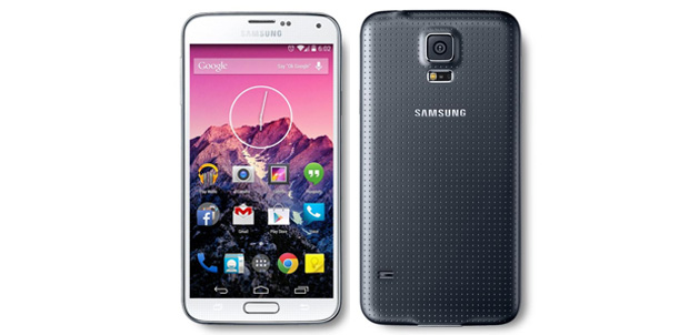 Samsung Galaxy S5  ya lo compras en Linio