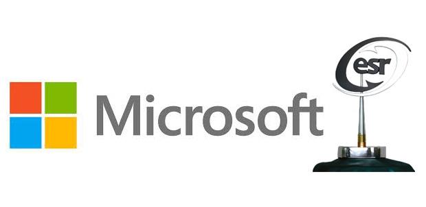 Microsoft México obtiene el Distintivo ESR