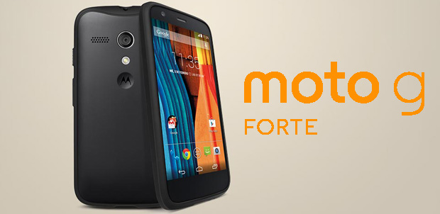 Moto G Forte disponible en la red de Nextel