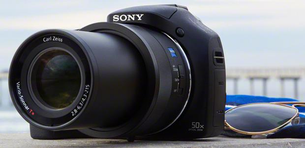 Sony-HX400