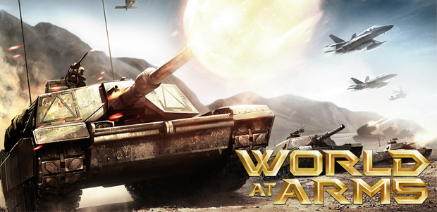 World at Arms se mejora en iPhone e iPad