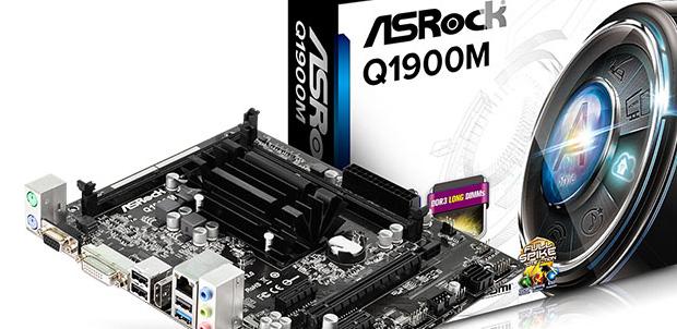 ASRock presenta nuevas placas madre con Intel