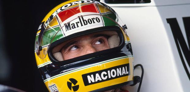 PlayStation hace un homenaje a Ayrton Senna