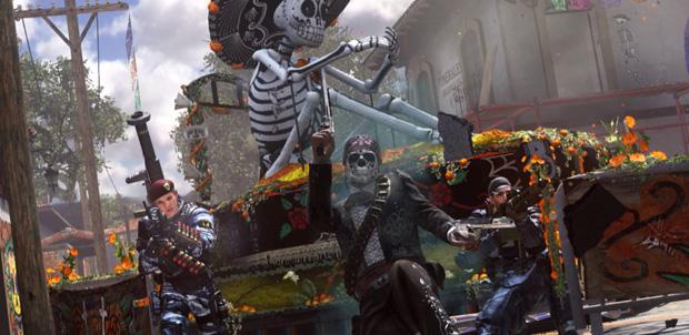 Call of Duty: Ghosts Invasion sólo en Xbox