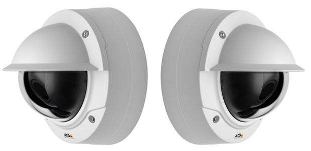 Nuevas cámaras de seguridad Full HD de AXIS