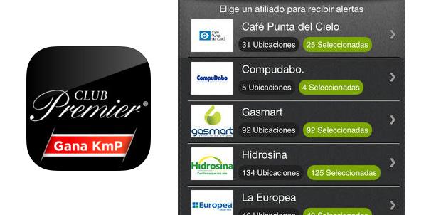 Club Premier se suma al desarrollo de apps