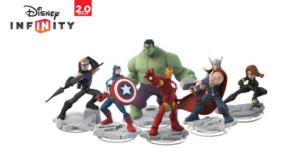 The Avengers llegarán a Disney Infinity 2.0