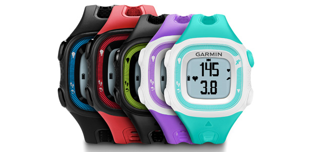 Tecnología en movimiento: Garmin Forerunner 15