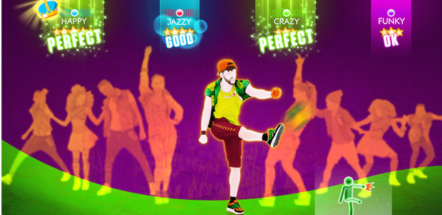 Baila The World is Ours en Just Dance 2014