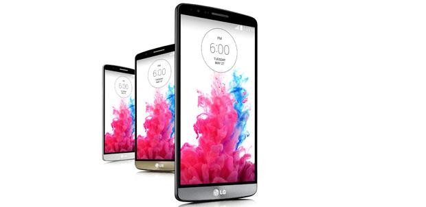 Una pantalla QHD y mucho más en LG G3