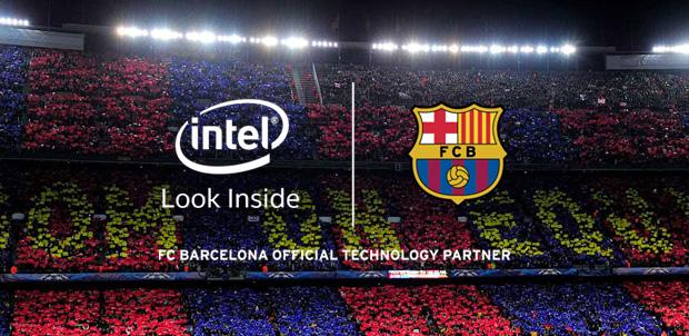 Ole Intel te lleva al legendario Camp Nou