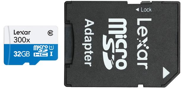 microSDHC-Lexar-smartphone