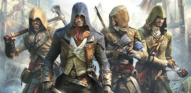 El inicio de Arno en Assassin's Creed Unity