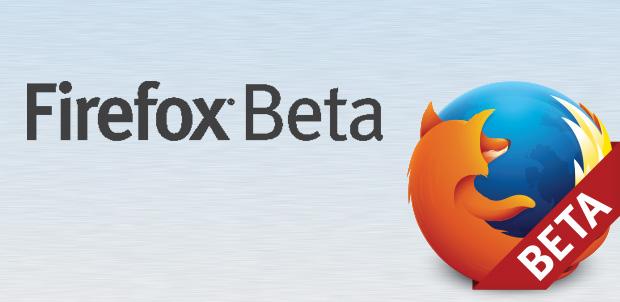 Firefox-Beta-app