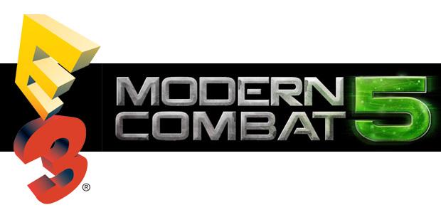 Modern Combat y Asphalt visitarán la E3 2014