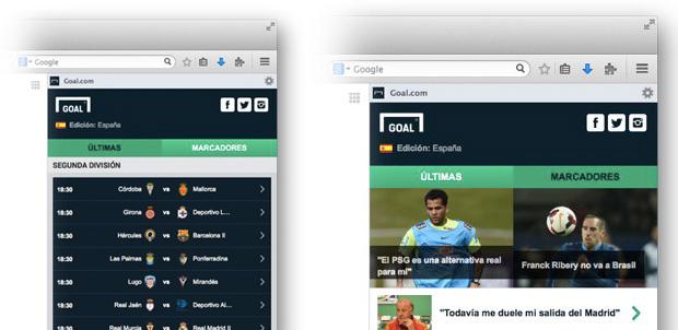 Goal-Firefox