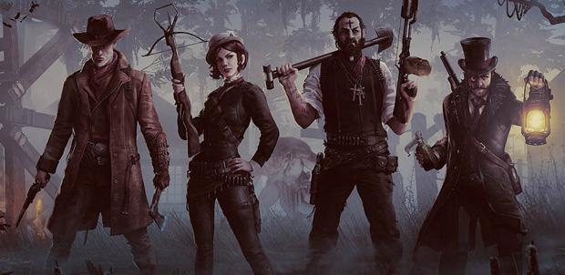 Hunt el primer título de Crytek EE.UU. Corp