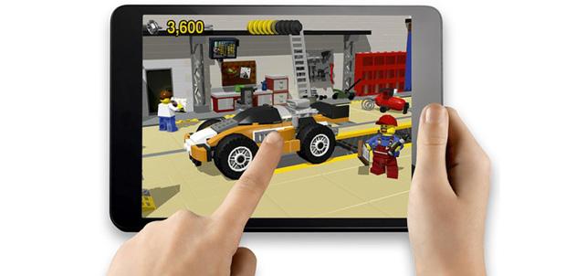 LEGO Fusion combina bloques con lo virtual