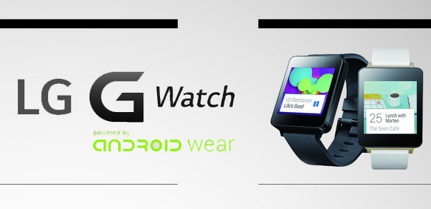 G Watch se lanzará el próximo 7 de julio