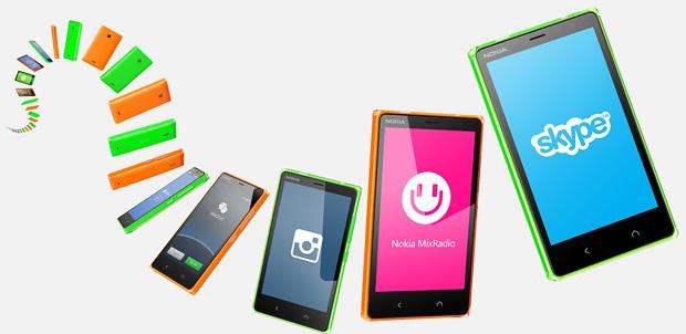 Conoce a la segunda generación de Nokia X