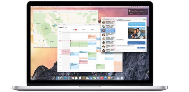 OS X Yosemite dejará hacer llamadas de voz