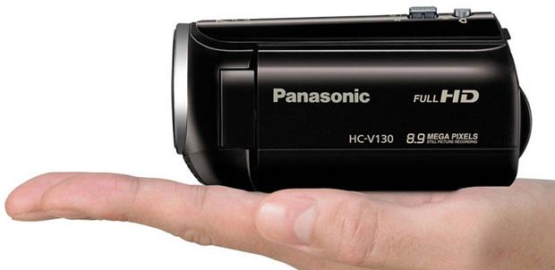 HC-V130 con un poderoso Zoom de 75x