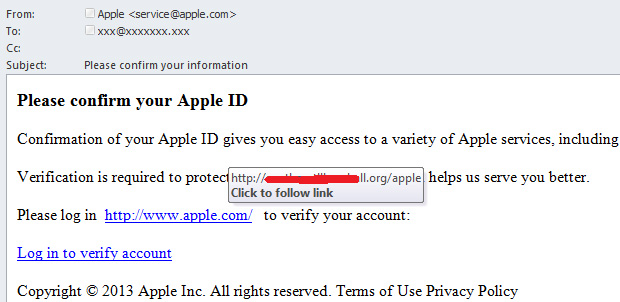 Ransomware-Apple