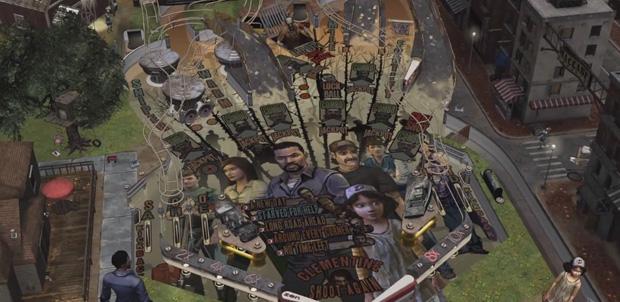 The Walking Dead tendrá juego de Pinball