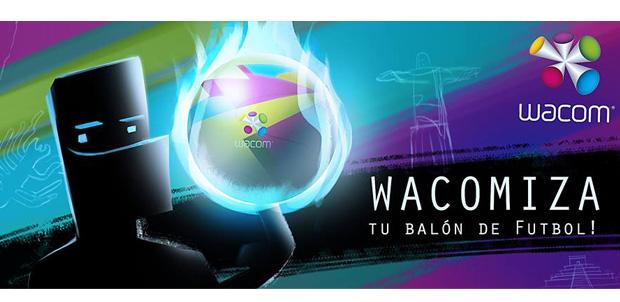Wacom-Balon