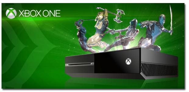Warframe también se podrá jugar en Xbox One