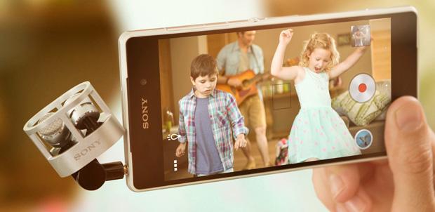 Xperia Z2 con grabación en 4K llega a México