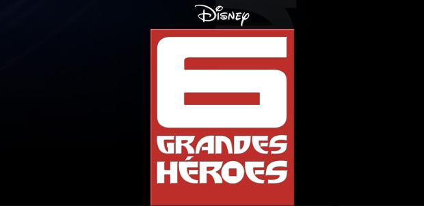 Los personajes de 6 Grandes Héroes de Disney