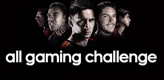 Terminó el All Gaming Challenge México