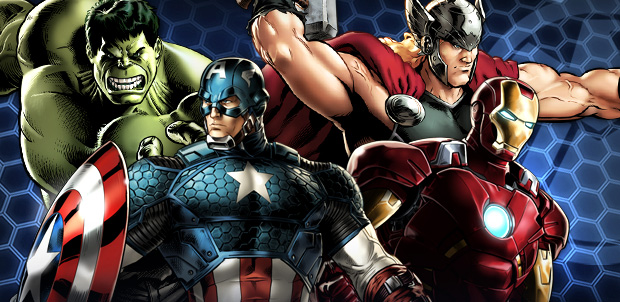 The Avengers invaden tu muro de Facebook