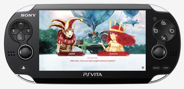 Child of Light se estrena en PlayStation Vita