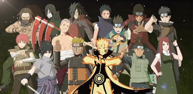 El nuevo juego de Naruto llega en septiembre