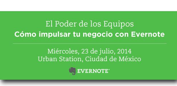 Evernote-Taller-Mexico