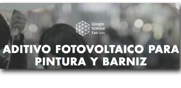 Mexicanos en la Feria de Ciencias de Google