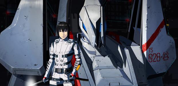 Llega Knights Of Sidonia, el anime de Netflix