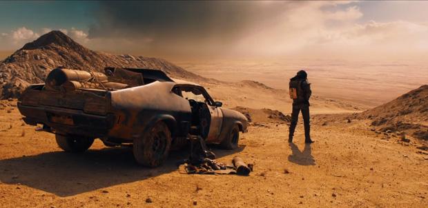 Primer avance de Mad Max: Fury Road