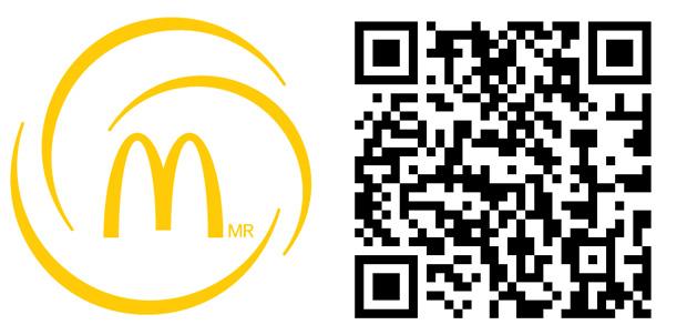 McDonald's usa códigos QR para informarnos