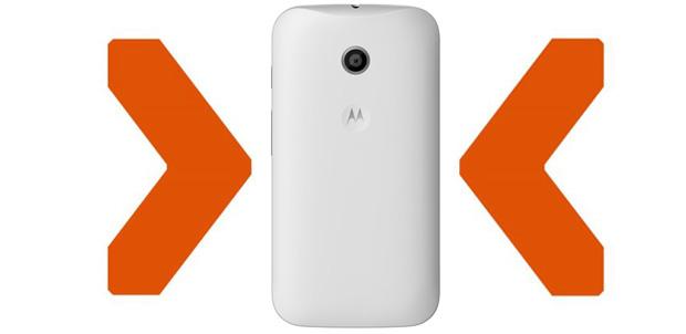 Moto E con Android KitKat llega a la red Nextel