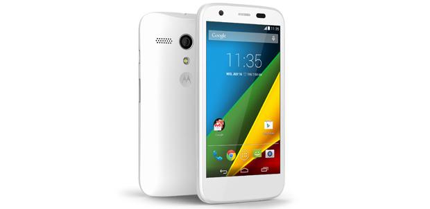 Moto G 4G LTE disponible en la red de Telcel